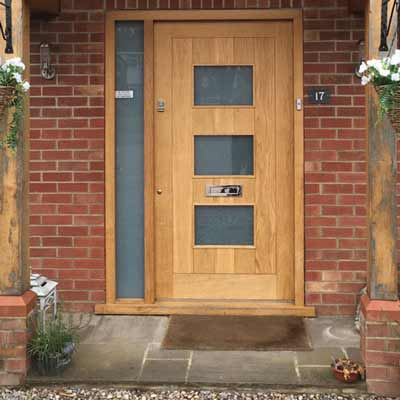 photo Henley Joinery Hand crafted doors
