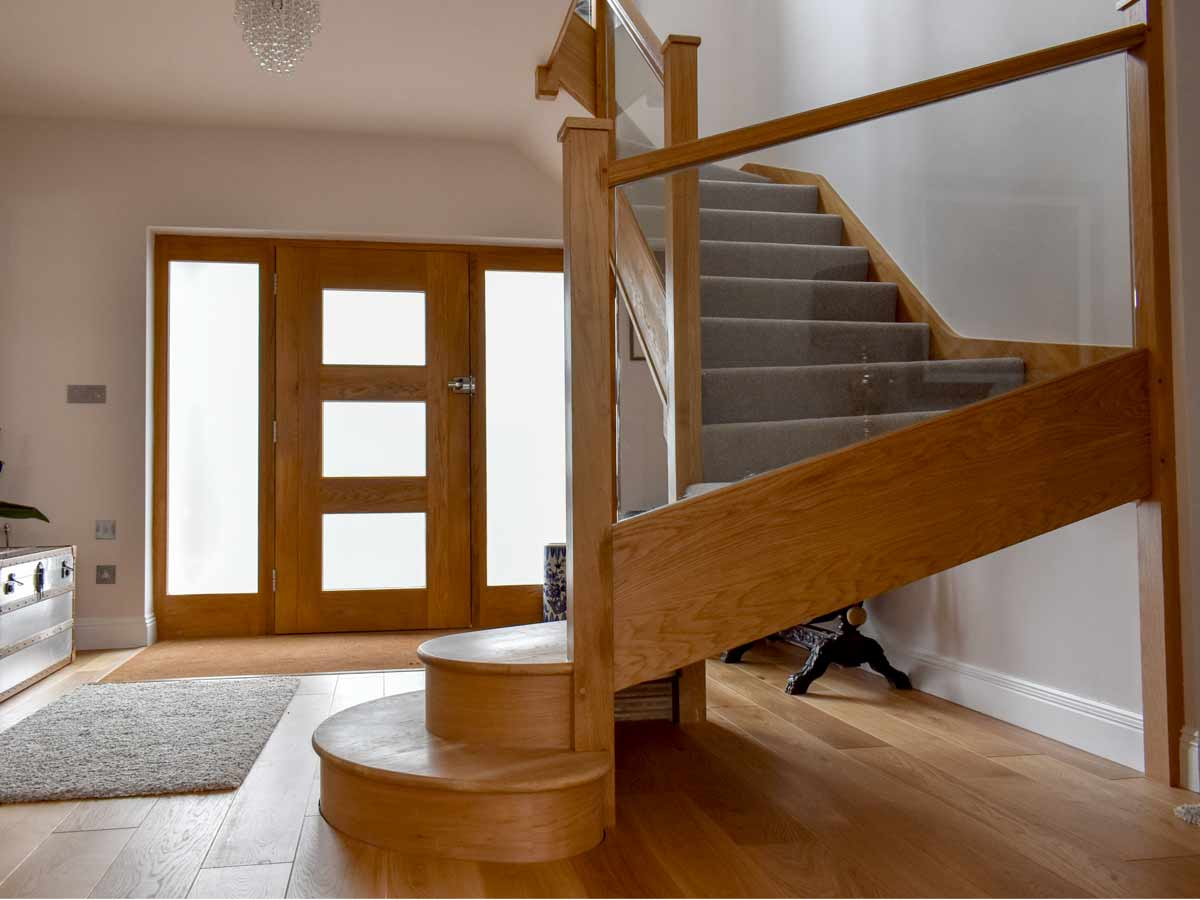 Staircases and Joinery by Henley Joinery